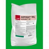 Акробат МЦ, ВДГ (600+90г/кг) - фунгицид для борьбы с заболеваниями картофеля, винограда, огурцов, 10 кг, BASF (Бас), США, фото 1