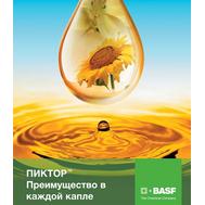 Пиктор - фунгицид для борьбы с заболеваниями подсолнечника, рапса озимого/ярового, 5 л, BASF (Бас), США, фото 1