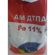 Хелат Железа 11% (АМ ДТРА), 5 кг, Агромастер Россия, фото 1