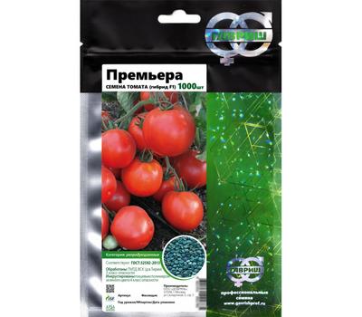 Премьера - семена томатов, 100 и 1 000 семян, Гавриш/Gavrish (Россия), фото 2