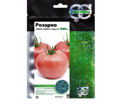 Розарио F1 - семена томатов, Гавриш/Gavrish (Россия), фото 3
